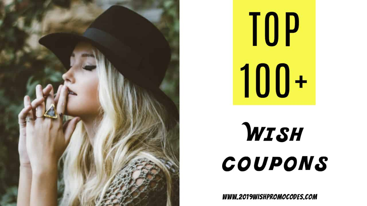 Wish Promo Codes 2019 (SEP) → 100% FREE SHIPPING